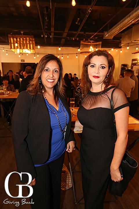 Krista Torquago and Pilar Kuri