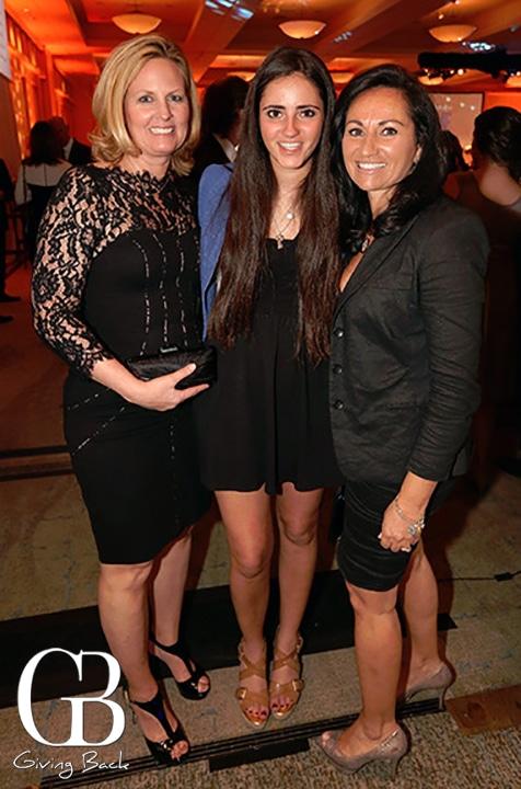 Kristen Rosen  Rachel Church and Linda Church