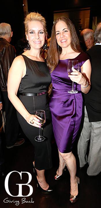 Kristi Capurso and Cami Elen