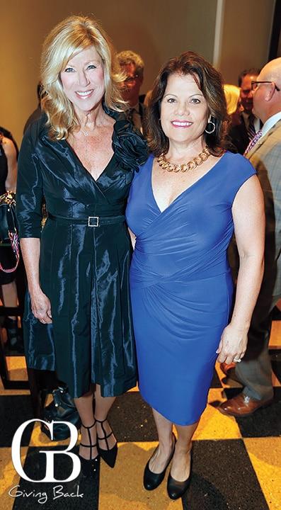 Kristi Pieper and Lynne Doyle