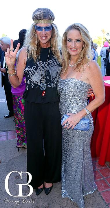 Kristi Pieper and Tami Tucker
