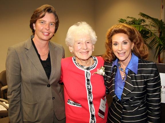 Kristiina Vuori, Lillian Fishman and Reena Horowitz.JPG
