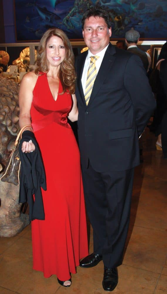 Kristin and Jose Cetale