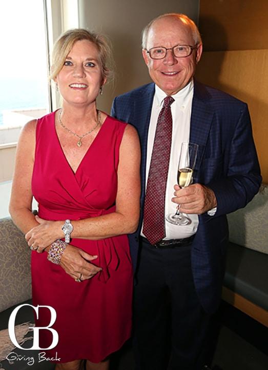 Kristin and John Bailey
