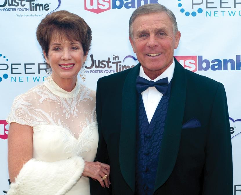 Kristy and Steve Gregg