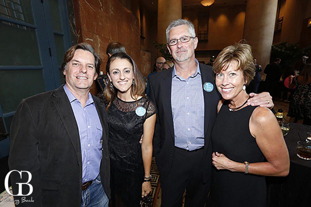 Kurt Brinkkord and Windus Fernandez Brinkkord with Eric and Becky Zebold