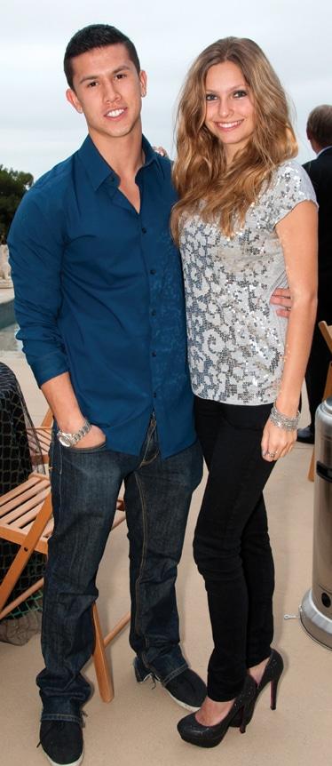 Kyle Colley and Melina Kovtun.JPG
