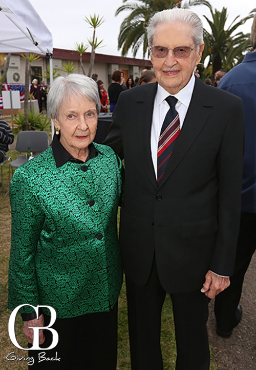 Lady Smith and Coronel Sherm Smith