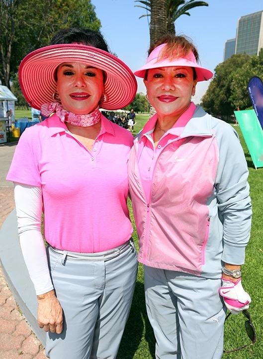 Lana Tessada y Martha Rodriguez