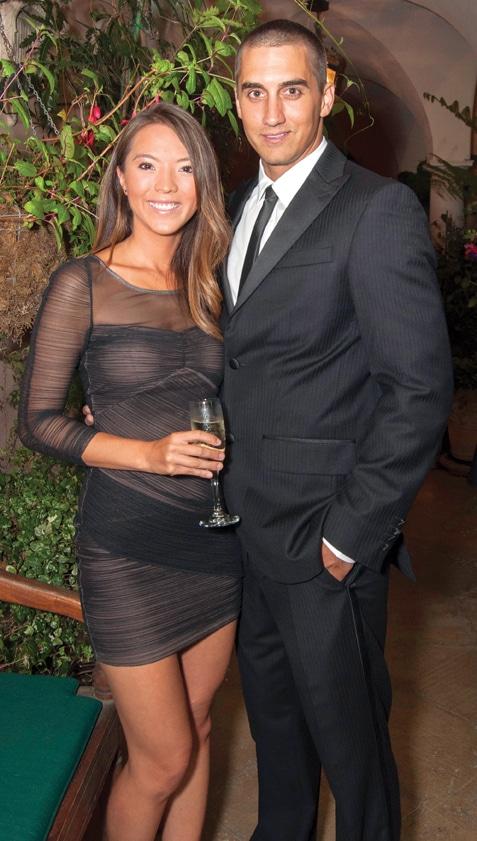 Lanie Nguyen and Patrick O'Neill