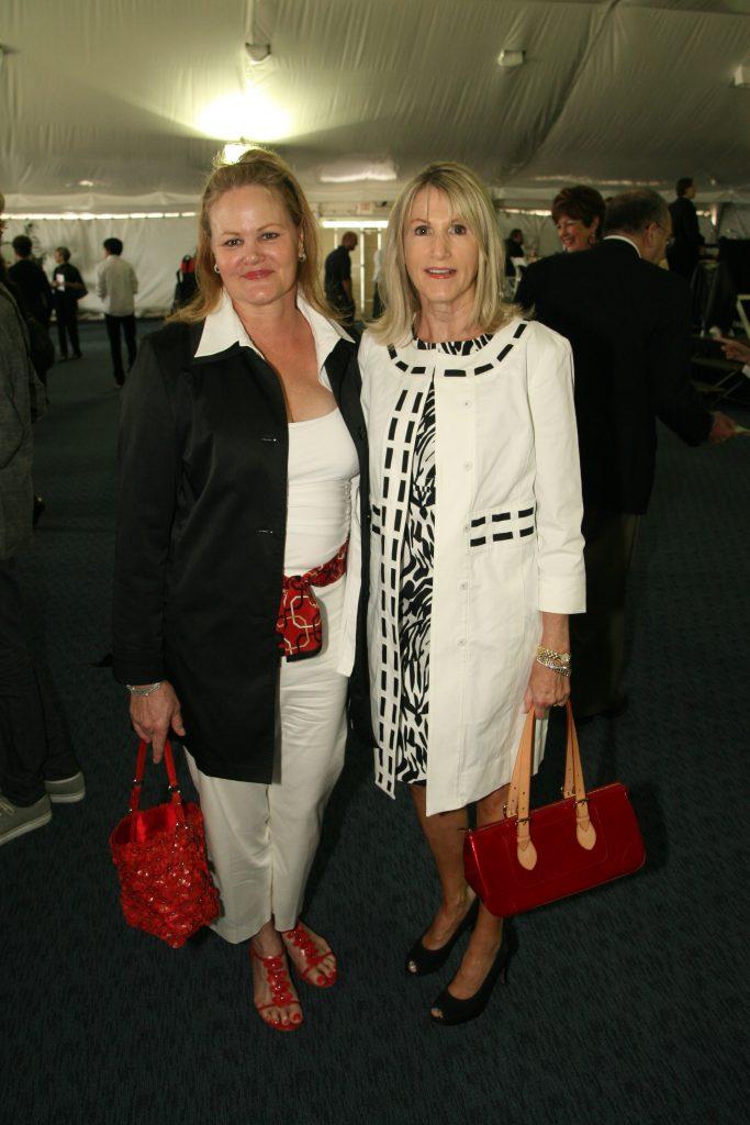 Larissa Cham and Pamela Gerber.JPG