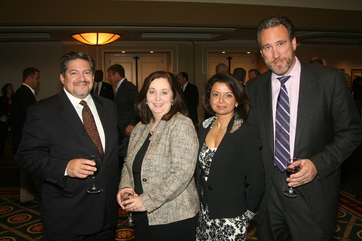Larry Carlos, Gena Deremer, Mera Kanhouwa and Rainer Welzel.JPG