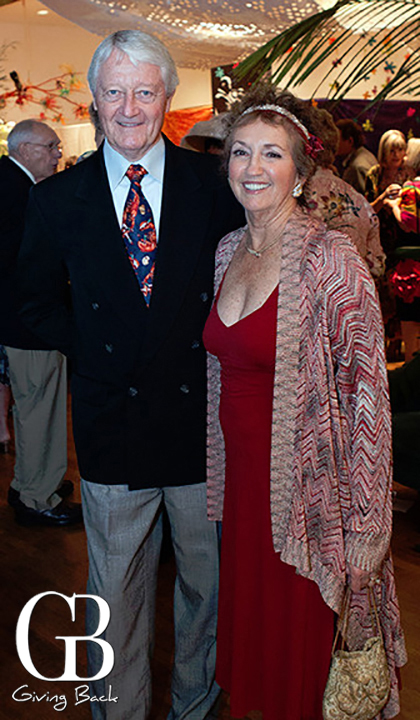 Larry and Carolyn Boline