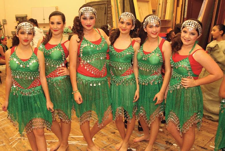 Las belly dancers.JPG