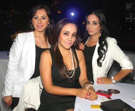 Laura Carreon, Laura Delgadillo y Luz Angel Rodriguez.JPG