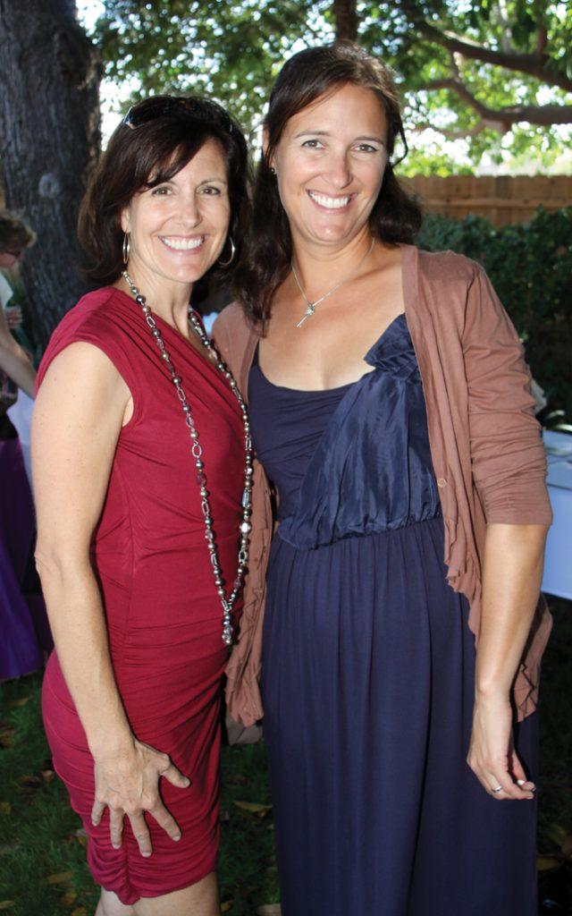 Laura Chisholm and Sarah Weeldreyer.JPG