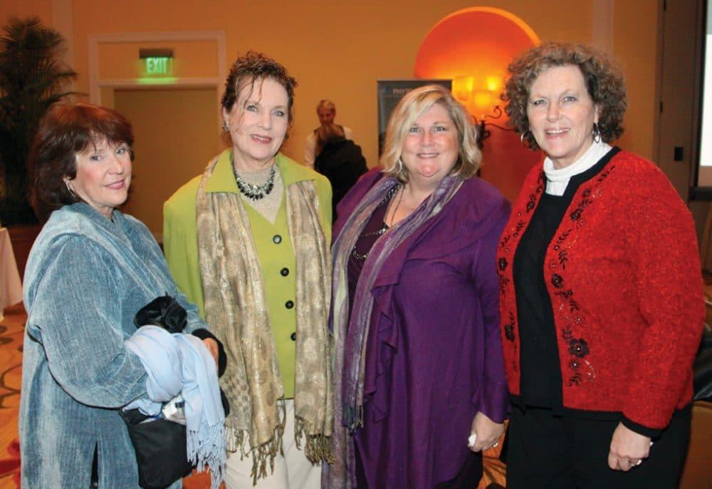 Laura Converse, Christina Williams, Mary Ellen Wengler and Valerie Jenkins.JPG