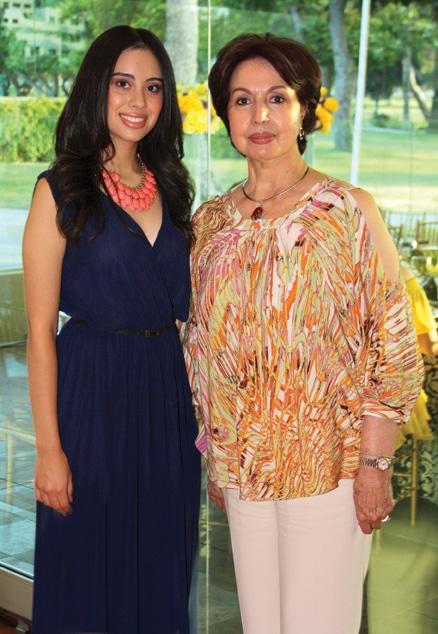 Laura Estela y Laura Laborin