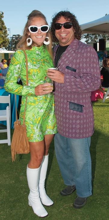 Laura and Tony Finn