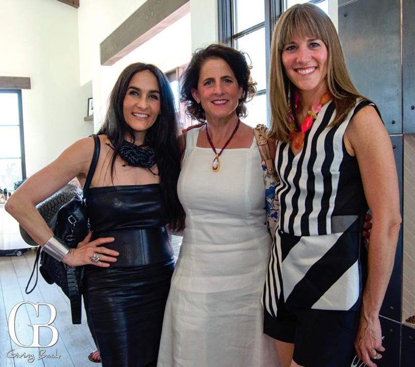 Laura Gambucci  Sheryl Scarano and Robin Carrier