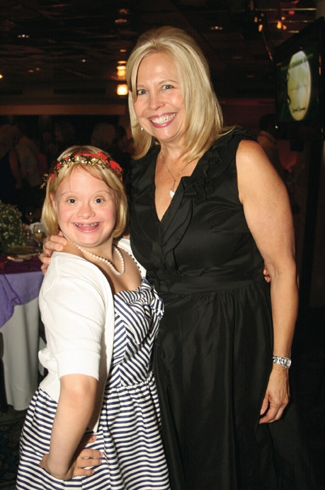 Lauren Potter and Robin Sinkhorn.JPG