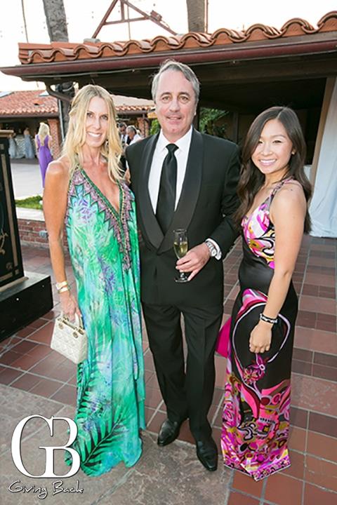 Lauren Weiss  Eric Jones and Cathy Le
