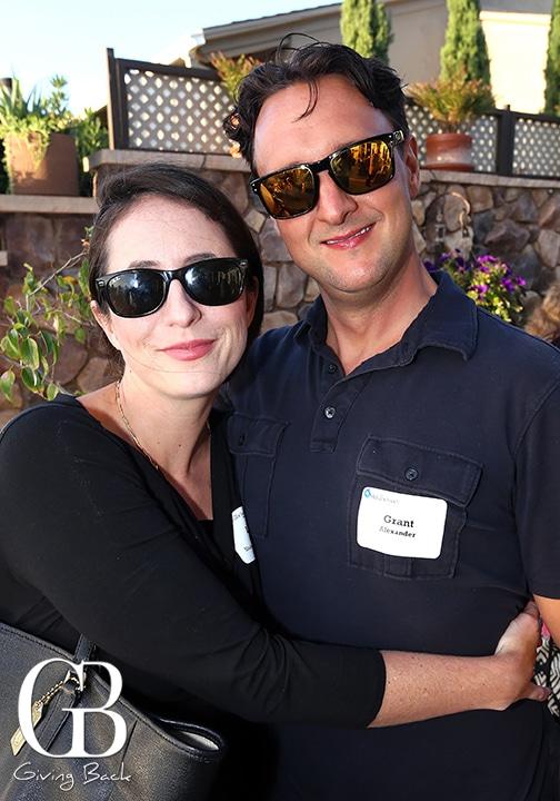 Lauren and Grant Alexander