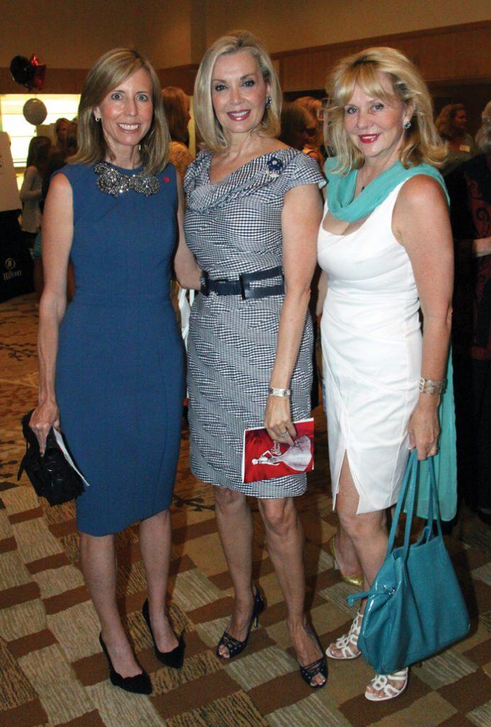 Laurie Mitchell, Karen Cohn and Kathryn Vaughn.JPG