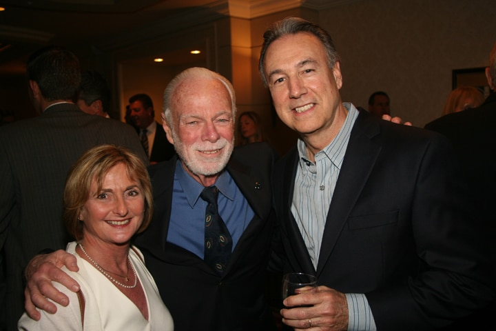 Laurie and Mike Madigan with Keith Garcia.JPG