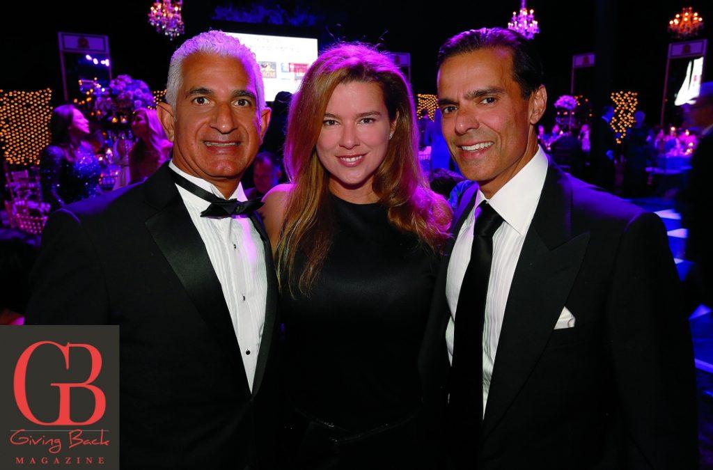 Lawrence Maio  Sandy Callan and Vahid Moradi
