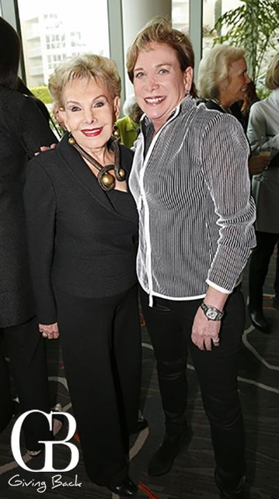 Lee Goldberg and Anne Negorner