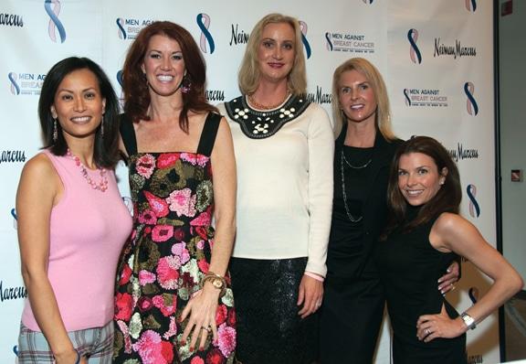 Lena Evans, Evva Fenison, Sophia Alstek, Maria Delgado and Maria Assaraf +