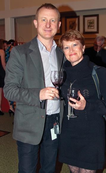 Leo and Irina Ossovski