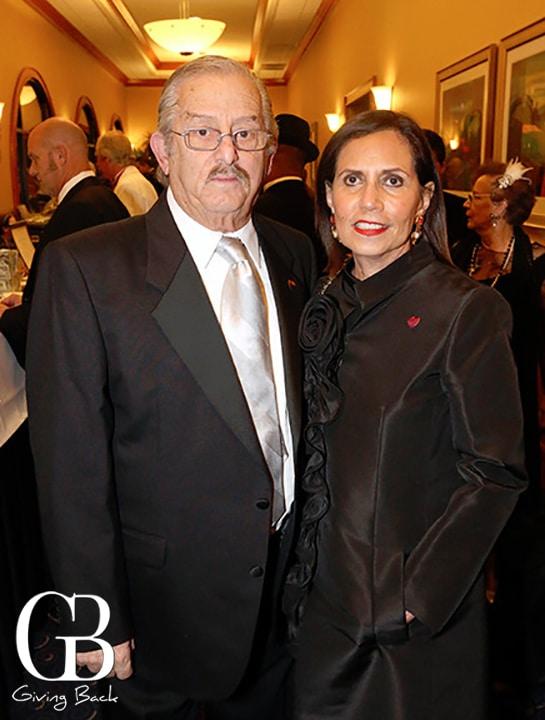 Leon y Antonietta Barsano