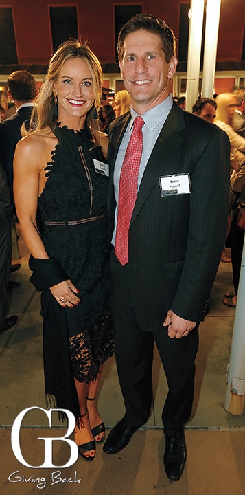 Leslie and Brian Russell