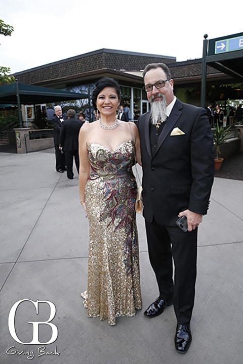 Leta and Rick Keyes