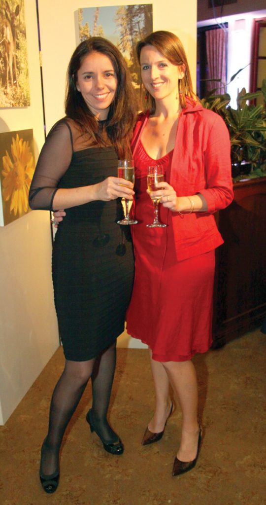 Leticia Cousin and Sophie Dodet.JPG