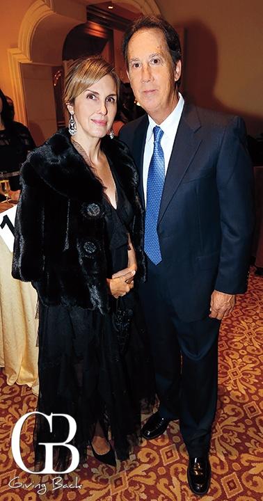 Leticia and Rafael Orendain