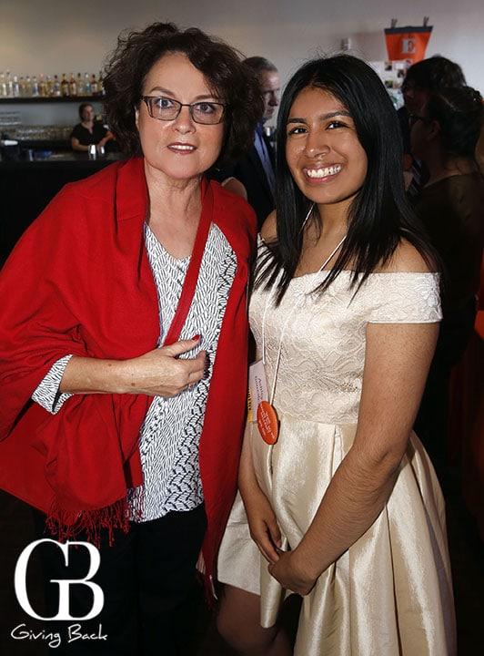 Leyticia Soto and Ashley Gonzalez