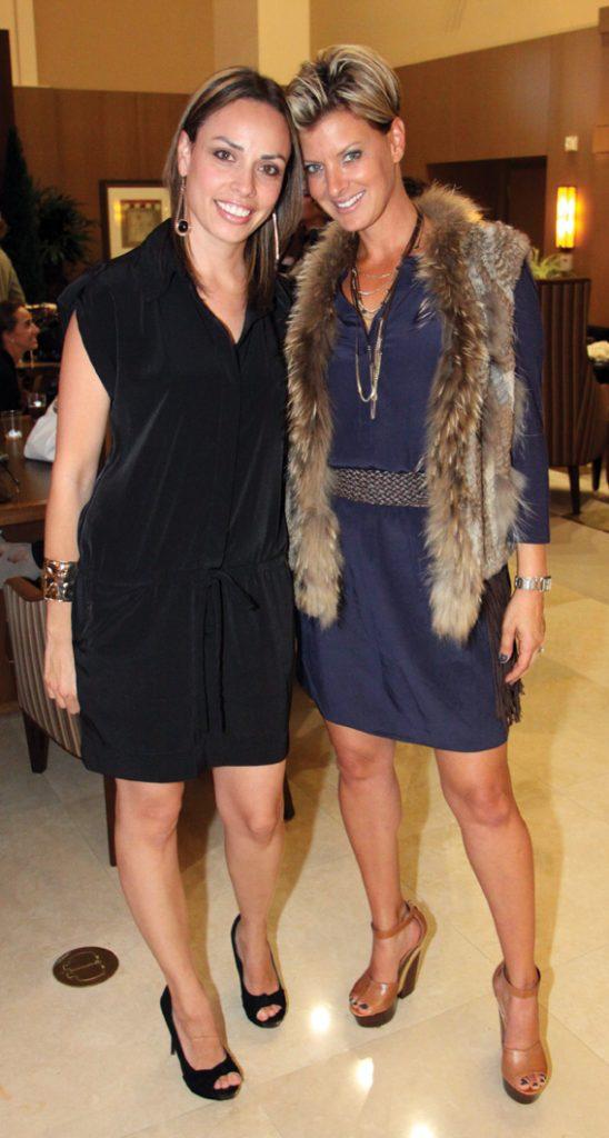 Liby Levine and Barabra Kucinski.JPG