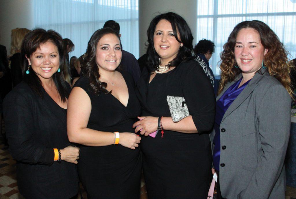 Lidia Martinez, Aracely Rodriguez, Nora Vargas and Lorena Slomanson.JPG