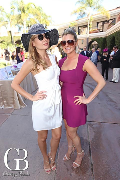 Lidia Domagalska and Angie Shellshear