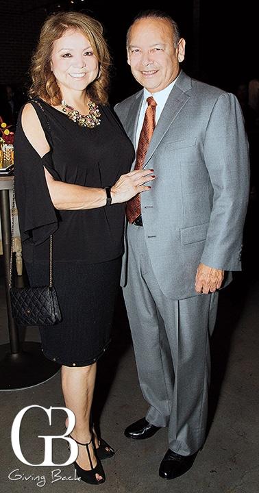 Lidia S. Martinez and Ted Martinez Jr.