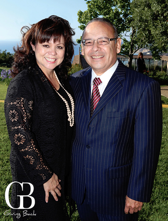 Lidia S. and Ted Martinez
