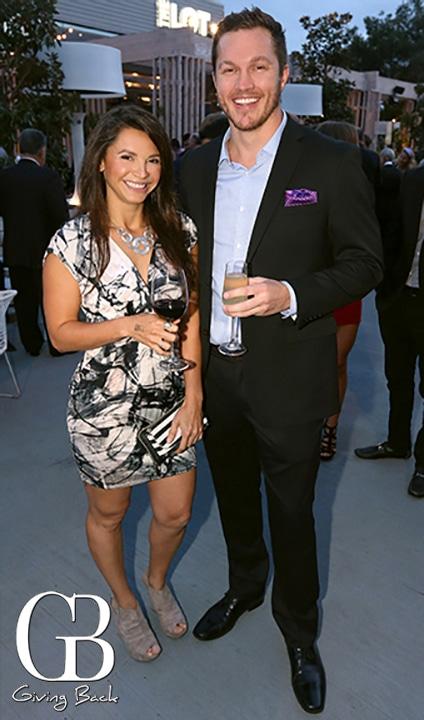 Lina Miller and Nicholas Sterling King Davidson