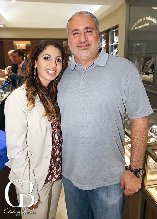 Lina and Maher Saba