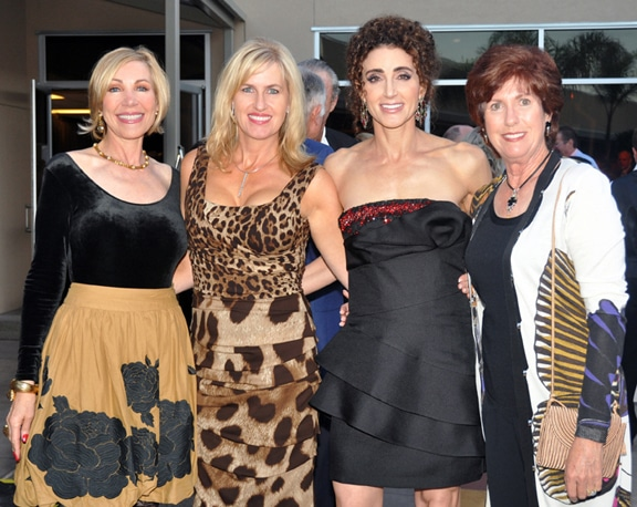 Linda Swortwood, Melinda Shough, Miriam Smotrich and Gail Nelles.JPG
