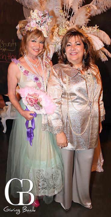 Linda Kerr and May Zawaideh