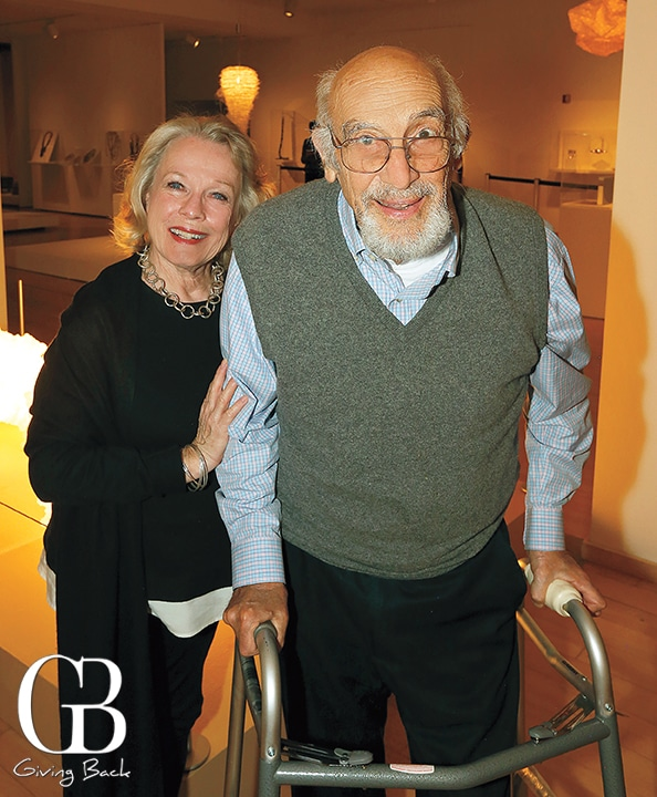 Linda Stanton and B.J. Adelson