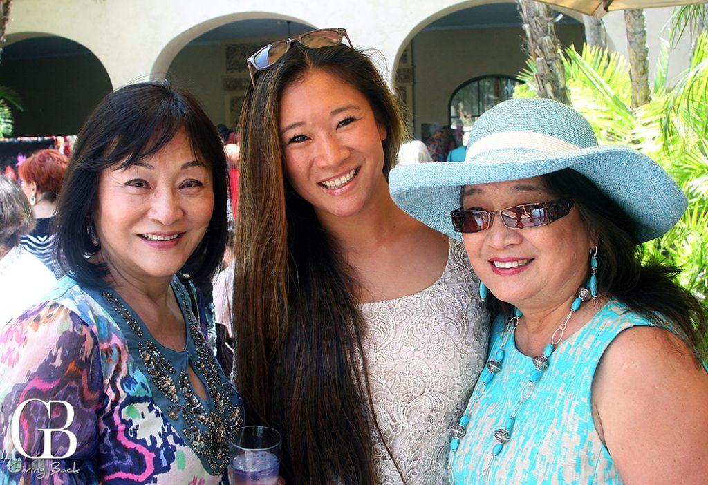 Linda Tan  Jasmine Kung and Jean Cheng
